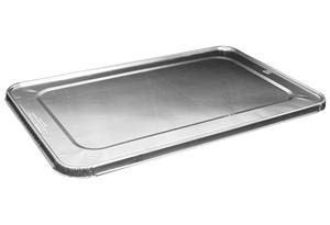 Handi-foil 2050-00-50, Foil Steam Table Pan Lid for Large Catering Events, Full Size, Set of 50
