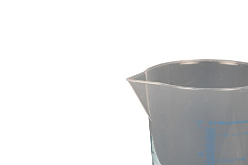 Container General Purpose - WirthCo 94130 Funnel King General Purpose Graduated Measuring Container - 1 Liter Capacity