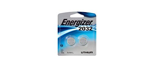 Energizer Electronics - Energizer Watch/Electronic Battery (2032), 3 Volt, 2 ct