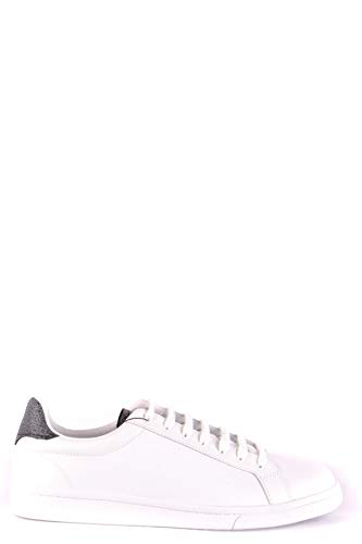 Fred Mcbi128305o Sneakers Perry Pelle Uomo Bianco f7gyb6