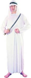 [Mens Arab Sheik Costume] (Arabian Costumes For Men)
