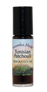 KUUMBA MADE TUNISIAN PATCHOULI,1/8 oz - Patchouli Fragrance Oil