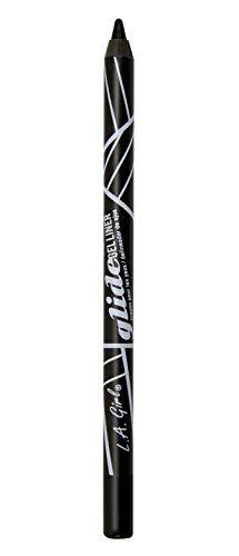 L.A. Girl Glide Gel Eyeliner Pencils, Very Black, 0.04 Ounce (Pack of 3)