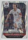 Tomas Rosicky (Trading Card) 2016 Panini Prizm UEFA Euro - [Base] - Flash Prizms #17