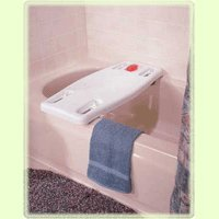 Carex Portable Plastic Bath (Portable Bath Board)