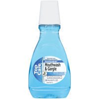 Top Care Peppermint Mouthwash & Gargle (Case of 12)