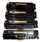 Compatible CP2025 CM2320 Toner Cartridges