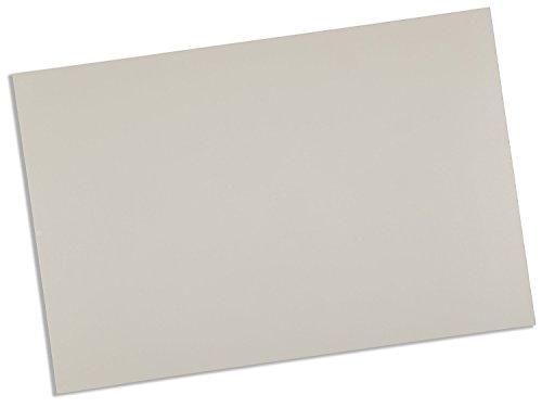 Rolyan Splinting Material Sheet, Rolyan Orthoplast II, White, 1/8