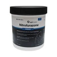 Nitrofurazone Wound Dressing - 1lb jar by Vet One