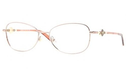 Versace VE1214 Eyeglasses-1013 Copper-52mm 1013 Eyeglasses Brown Frame