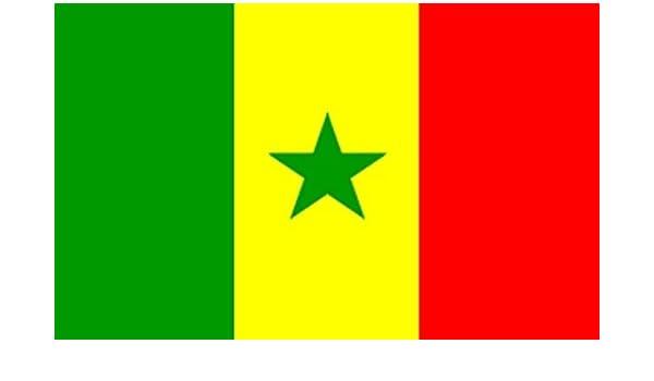 Senegal Large Flag 90 x 150cm