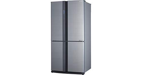nevera 4 puertos 605 L A + + No Frost Silver: Amazon.es: Grandes ...
