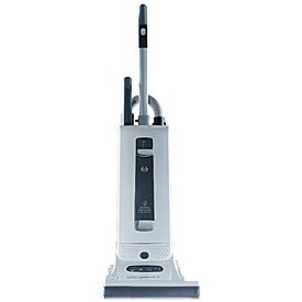 SEBO 9580AM Automatic X5 Upright Vacuum, White/Gray – Corded