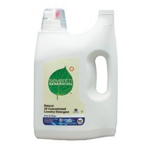 Seventh Generation Free and Clear Natural 2X Concentrated Laundry Liquid, 150 Ounce -- 4 per case.