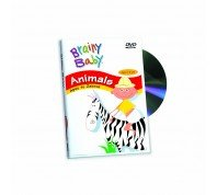 Brainy Baby Animals DVD (Classic Edition)