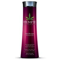 Hempz Hot Bronzer Tan Maximizer, 10.1 Fluid Ounce