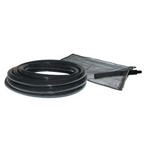 Supreme Hydroponics 14585 Air Diffuser Adapts to 5/8-Inch Tubing with Nylon Bag to Weight Diffuser, 4-Feet