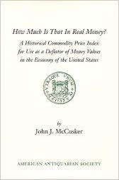 essays in the economic history of the atlantic world mccusker john