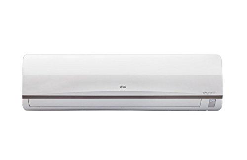 LG 1.5 Ton 3 Star Dual Inverter Split AC (JS-Q18CPXD, White)