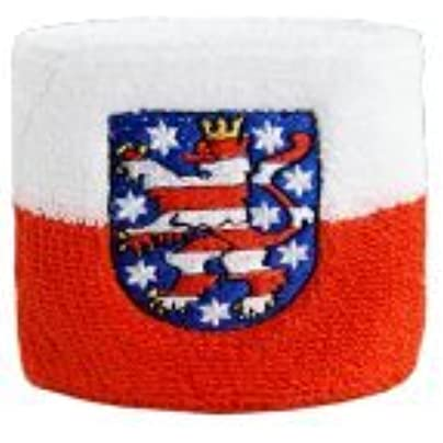 Digni reg Germany Thuringia Wristband sweatband Estimated Price £3.95 -