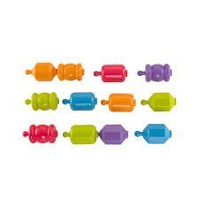 Fisher Price Snap-Lock Beads – Pastel