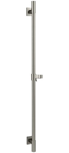 KOHLER K-98343-BN Awaken Deluxe 36-Inch Slide Bar, Vibrant Brushed Nickel