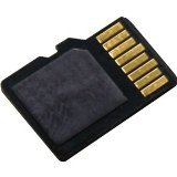 EP Memory 8 GB Flash Memory Card EPSDHCM/8GB-4