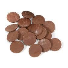 Chocolate con Leche para Fuente de Chocolate (900gr)