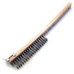 Johnson Rose Wire Grill Brush, 14 x 12 inch -- 1 each. by Johnson Rose