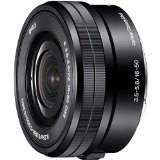 Sony 16-50mm f/3.5-5.6 OSS Alpha E-mount Retractable Zoom Lens (Bulk Packaging)