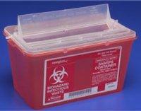 8 qt sharps container - 2