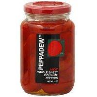 Peppadew Pepper Red Whole Hot