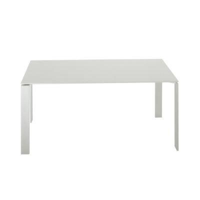 Four Tisch weiß 158 x 79 cm