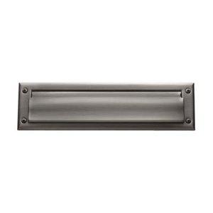Baldwin Hardware 0012.151 Letter Box Plate Mail Slot