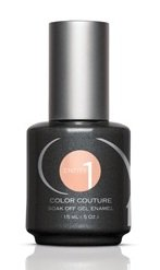 Entity One Color Couture Gel Polish - Peach Party - 0.5oz /