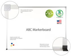 Porcelain Abc - ABC Porcelain Boards 4'H x 10'W