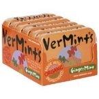 Vermints Gingermint Breathmints 6x 1.41 Oz
