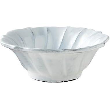 Vietri Incanto Ruffle Cereal Bowl