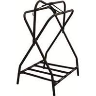 Partrade P-Western Saddle Rack- Black 19 X 36 X 25 for sale  Delivered anywhere in USA