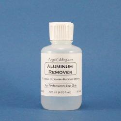 Aluminum Mirror Finish Remover