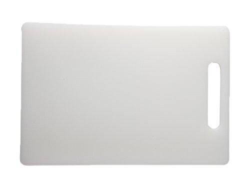 All Time Plastics Chopping Board, 34cm, White