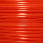 Neon Orange S'getti String Plastic Cord, 50 Yards ()
