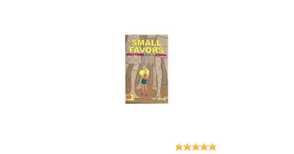 Small Favors #8 Girly Porno Color Special: Colleen Coover ...