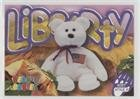Libearty Bear (Libearty the Bear (Trading Card) 1999 Ty Beanie Babies Series 3 - [Base] #102)