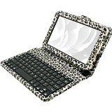 Digital2 9-Inch Keyboard Case, Leopard (ACK961B_PLD)