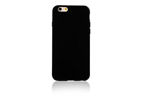 Spada Back Case - Glossy Soft Cover - Apple iPhone 6 - Schwarz