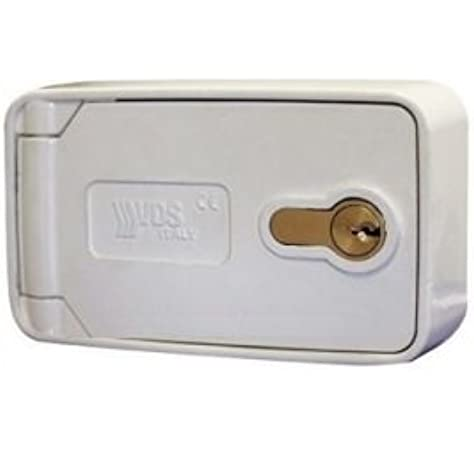 Caja seguridad desbloqueo exterior electrofreno motor enrollable persiana metalica comercial, garaje, parking puerta enrollable: Amazon.es: Bricolaje y herramientas