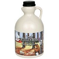 Coombs Family Farms Organic Maple Syrup, 32 Ounce - 6 per case.