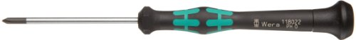 Wera Kraftform Electronics Precision Screwdriver