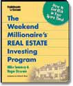 img - for The Weekend Millionaire's Real Estate Investing Program book / textbook / text book